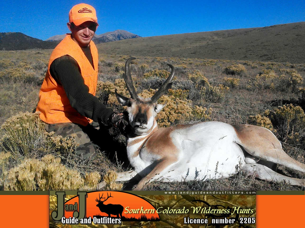 Hunting gunnison sports outfitters for Louisiana lifetime hunting and fishing license