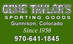 Gene Taylors Sporting Goods, Gunnison Colorado