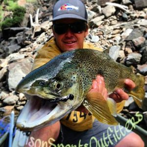 GSO Fishing Guide - Ryan VanLanen