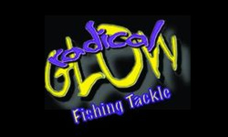 Radical Glow Fishing Tackle Company Logo