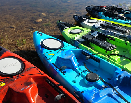 GSO Fishing - Jackson Kayaks