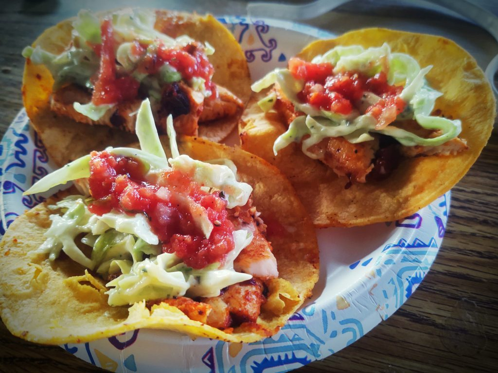 GSO Fishing - Ryan's Easy Fish Tacos With Salsa