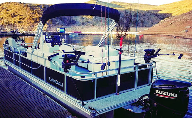 GSO Fishing - Guide Boat